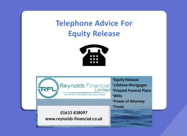 Telephone Advice for Equity Release