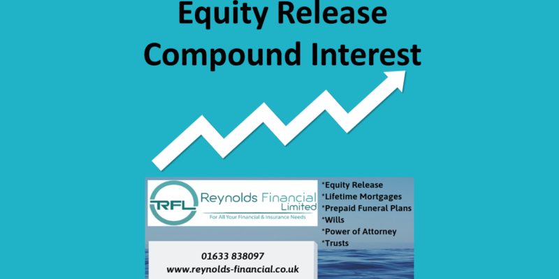 Equity Release Compound Interest Calculator